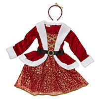 Little Santa Costume
