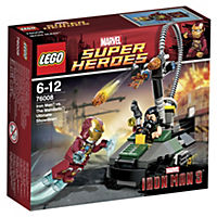 LEGO Superheroes Iron Man vs Mandarin: Ultimate Showdown