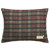 by Sainsbury's Boudoir Check Cushion