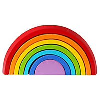 Grow & Play Colour Sort Rainbow