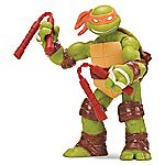 Teenage Mutant Ninja Turtles Michelangelo Action Figure