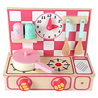 Pretend & Play Mini Cooker Set