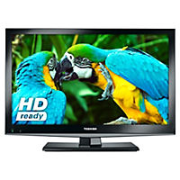 "Toshiba 19DL502B2 19"" HD Ready LED TV with Integrated DVD Player"