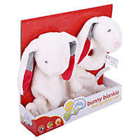 Grow & Play Bunny Blankie and Grabber Set
