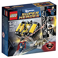 LEGO Superheroes Superman Metropolis Showdown
