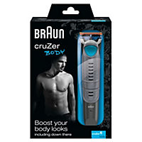 Braun Cruzer 6 Body Trimmer