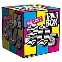 We Love the 80s Trivia Box