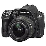 Pentax K-30 SLR 16 Megapixel 18-55mm Black Digital Camera