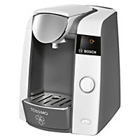 Bosch TAS4304GB White Joy Tassimo Coffee Machine
