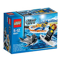 LEGO City Surfer Rescue