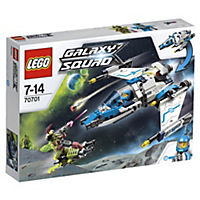 LEGO Galaxy Swarm Interceptor
