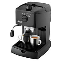 DeLonghi EC145 Black Pump Espresso Machine