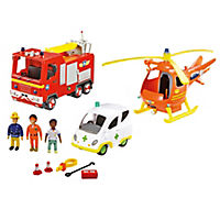 Fireman Sam Emergency Playset