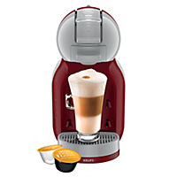 Nescafé Dolce Gusto Mini Me Play & Select Coffee Machine Red by Krups