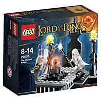 LEGO Lord of the Rings The Wizard Battle