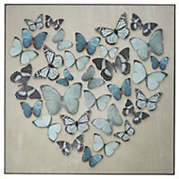 Butterfly Love Teal