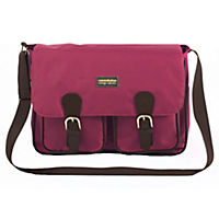 Constellation Berry Flight Satchel