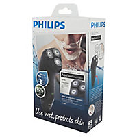 Philips AT899/16 Black Aquatouch Wet and Dry Shaver