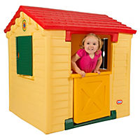 Little Tikes Playhouse Natural