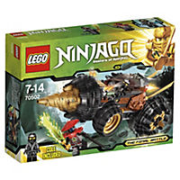 LEGO Ninjago Coles Earth Driller