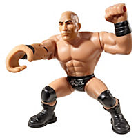 WWE Power Slammers The Rock Figure