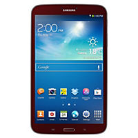 "Samsung Galaxy Tab 3 8"" 16GB Wi-Fi Red"