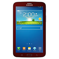 "Samsung Galaxy Tab 3 7"" 8GB Wi-Fi Red"